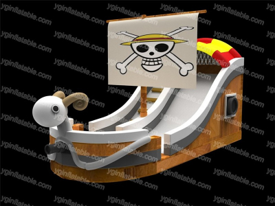 Inflatable One Price Pirate Ship  YNN-20