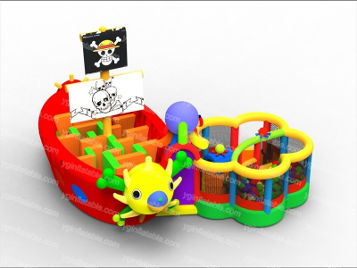 Gooden Marry Corsair Inflatable Obstacle  YNN-29
