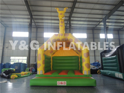 Giraffe Bouncer House   YGS-09