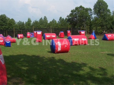 Inflatable_Paintball Bunkers   YSP-42