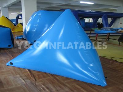 Inflatable Triangular (middle)