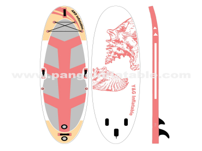 Pink Conch Inflatable sup YNN89