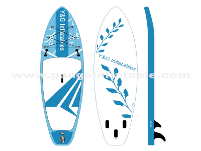 Blueness Paper Plane Best Inflatable Stand Up Paddle Board