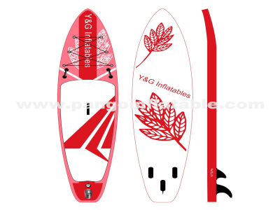 Red Paper Plane Inflatable Sup YNN98