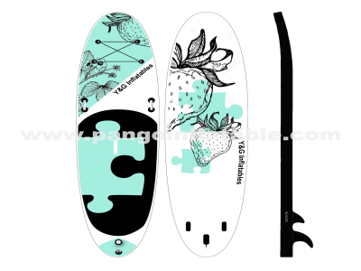 The Puzzle Inflatable Paddle Board YNN102