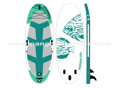 Tropical Fish Inflatable Sup YNN106