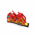Fire Truck Inflatable Sport Game