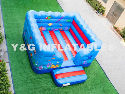 Under Sea World Cheap Commercial  Bounce Houses For Sale