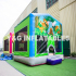 Big Bounce House With Slide
