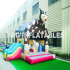 Small Cow Bouncy Castle With Slide