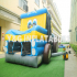 Jumping Castle With Pool Monster Truck