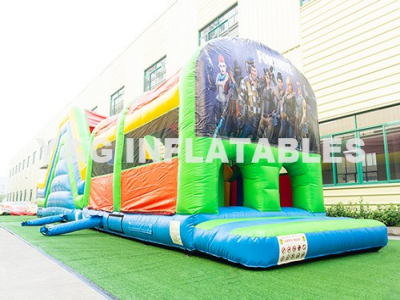 Adult Inflatable Course For Sale