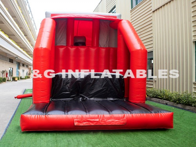 Jump Off Cliff Jump Inflatable Pool Slide For Adults