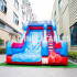 Inflatable Dry Jump And Slide Bouncer