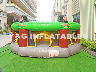 Giant Inflatable Whack A Mole