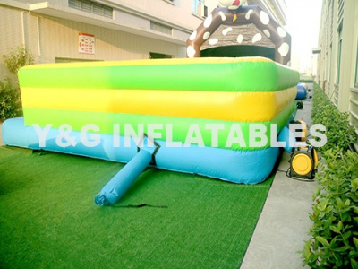 outdoor Inflatable Ufo Game