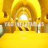 Crazy 5k Commercial Inflatable Obstacle Course