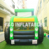Tractor Kids Bounce House With Slide
