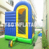 Commercial Inflatable Castle And Slide