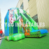 Happy Hippo Bounce House With Slide Inside