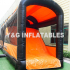 Boot Camp Commercial Inflatable Obstacle Course
