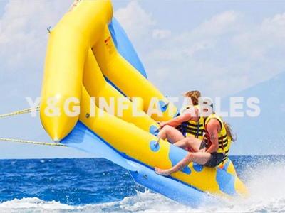 Inflatable Flying Fish Tube