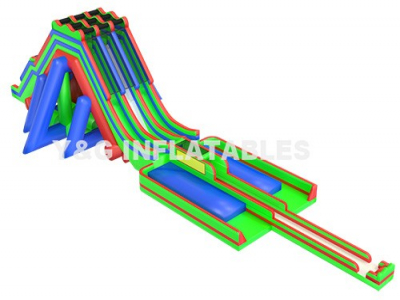 Large Inflatable Water Slide