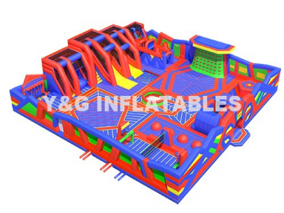 Giant Bounce Indoor Inflatable Park