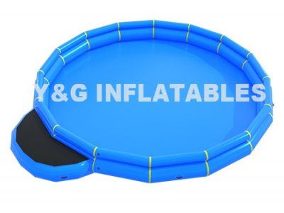 Hexagon Inflatable Swimming Pool