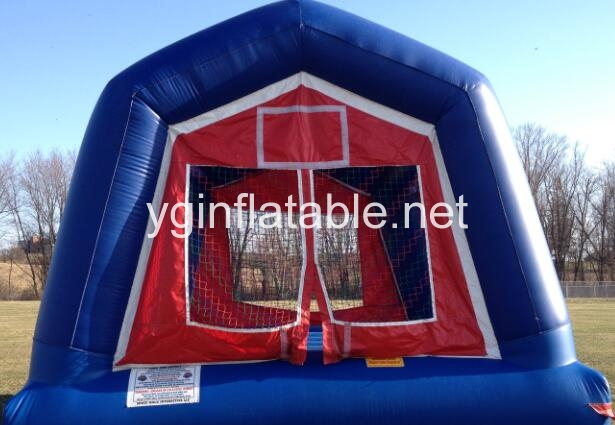 How to properly secure inflatable bounce houses