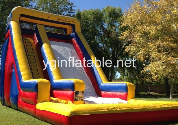 The advantages of inflatable water slides