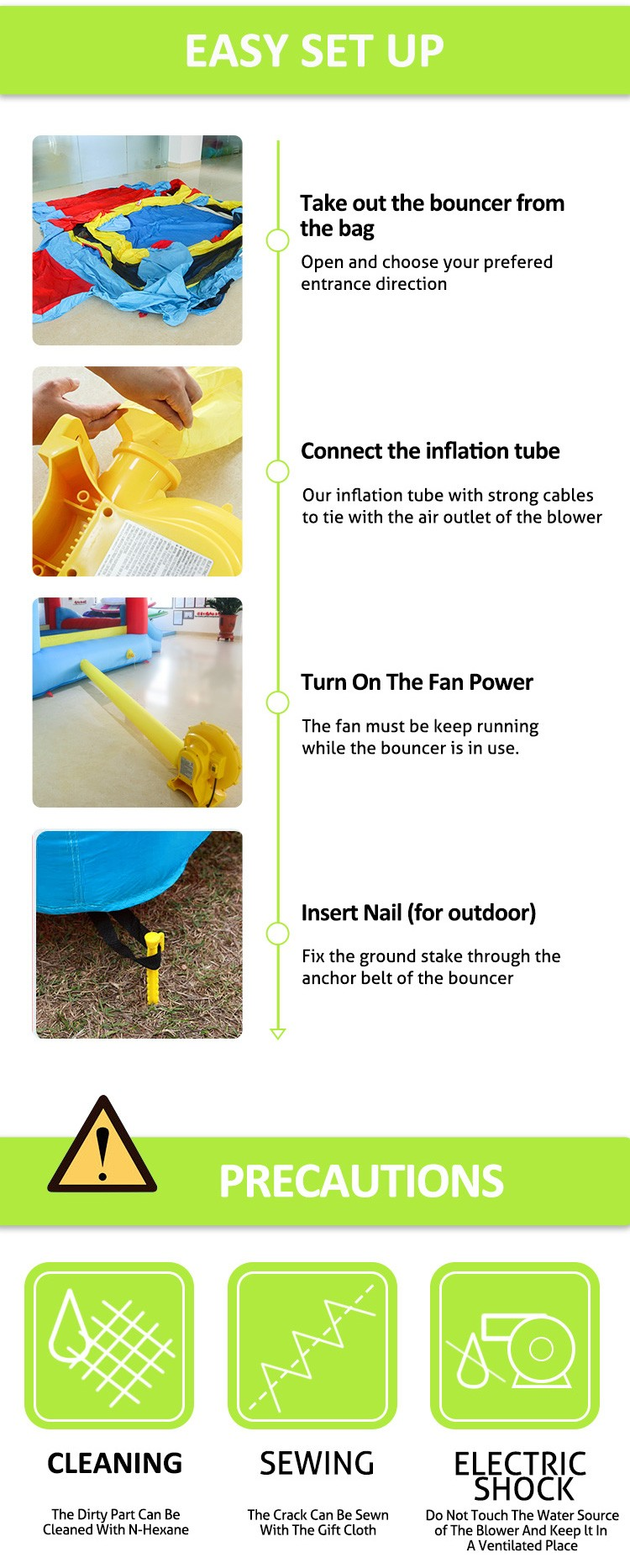 iSup, Air Track, Inflatable Bouncers, Inflatable Slide, Inflatable Obstacle, Inflatable Mat
